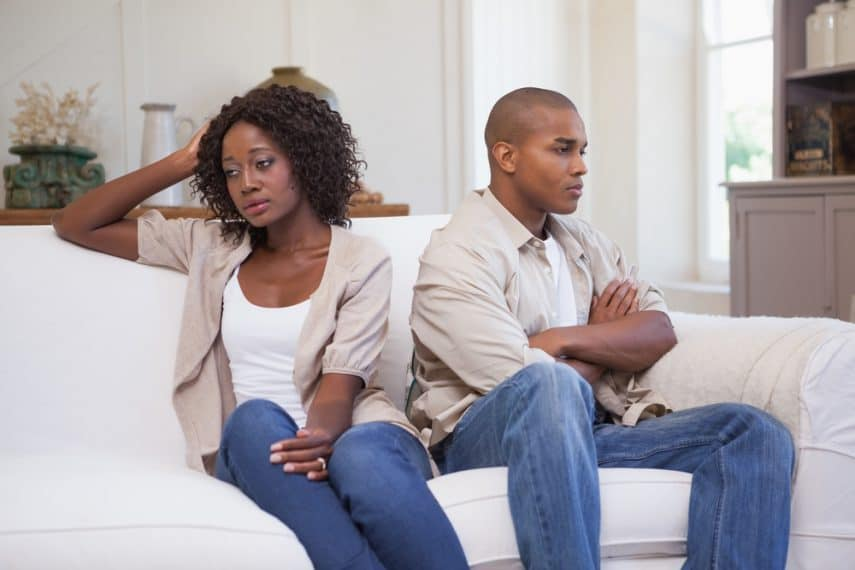 marriage crisis after IVF